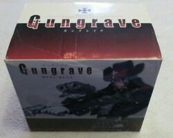 Gungrave Mini-bust Numbered Of 500 In Box Dark Horse Geneon Red/project Rare