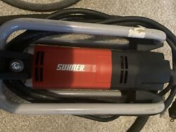 Suhner Rotoset 25-r Set 11,000-25,000 Rpm, 1.34 Hp. With Wi7-90 Handheld Grindr