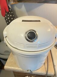 Antique Vintage Sear's Kenmore Portable Washing Machine Perfect For Camping/rv