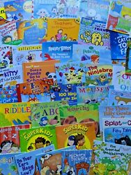 Lot 41 Picture Story Books Sing And Read Kids Classroom Teacher Library School