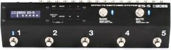 Boss Es-5 Effects Switching System 5-pack Value Bundle