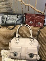2 Marc Jacobs And Coach Handbags