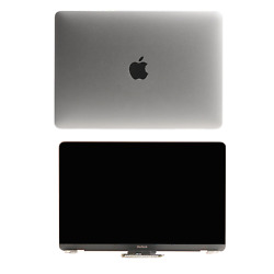 Replacement Apple Macbook 12 A1534 Emc 2746 Full Lcd Screen Assembly Silver