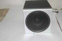 Logitech Z-2300 Powered Active Subwoofer Speaker Tested Working Great Condition