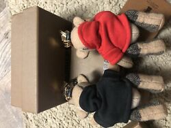 Bear Lot Of 2 Keychains