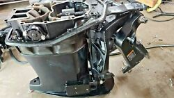 2013 Mercury 3.0l Optimax Pro Xs Midsection 20 Can 832937a06 842777a04 250xs