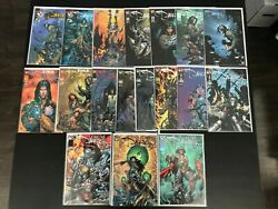The Darkness Set 18 Issue Lot Run Tales 123 Marc Silvestri Nm Top Cow Image