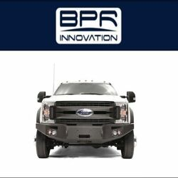 Fab Fours For 17-18 Ford F-450/550 Sd Front Winch Bumpers - Fs17-a4251-1