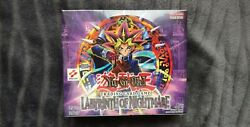 Yugioh Labyrinth Of Nightmare Display Booster Box Na Englisch Neu And Ovp