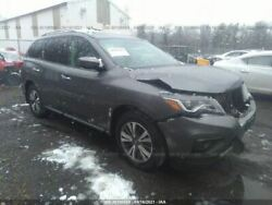 No Shipping Driver Left Front Door Electric Fits 16-19 Pathfinder 428943