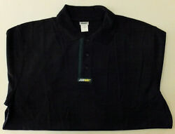 Subway Uniform Black Polo Shirt Menand039s Large 1 Case Of 48 New In Bag Free Ship