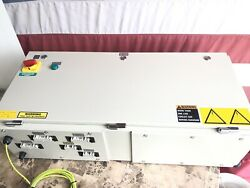 R And M 5 Ton Crane Trolley Control Box Complete With Kci Controller Dmcs022f10tn0