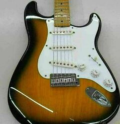 Fender Usa 40th Anniversary 1954 Strat Used Limited To 1954 Ash Body W/hard Case