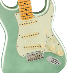 Sp Service Of Fender American Professional Ii Stratocaster Maple / Mystic Surf G