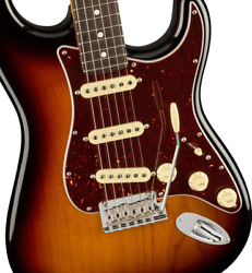 Sp Service Of Fender American Professional Ii Stratocaster Rosewood / 3-color Su