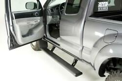 Amp Research 75142-01a Powerstep Electric Running Board - 05-15 Fits Toyota Tac