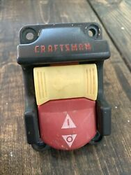 Craftsman Table Saw 315.218050 Power Switch Hy18-20 B200089 02a0932 Key Included