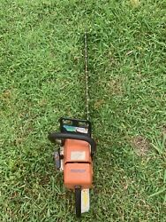 Stihl Chainsaw 440 Not 044 660 066. Very Powerful And Runs Cuts Great Dallastx