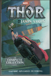 Thor By Jason Aaron The Complete Collection Volume 1 Marvel Tpb New Oop Rare
