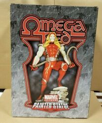 OMEGA RED STATUE BOWEN DESIGNS FACTORY SEALED BRAND NEW UNOPENED X MEN