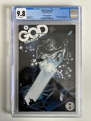 God Country 1 Cgc 9.8 25th Anniversary Edition Blind Box Image White Pages Cbsi