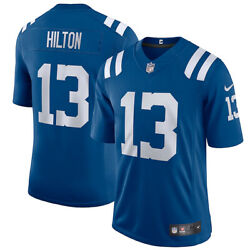 Brand New 2021 Nfl T.y. Hilton Indianapolis Colts Nike Vapor Limited Jersey Nwt