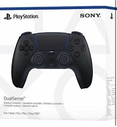 Sony Playstation 5 Ps5 Dualsense Wireless Controller Midnight Black Pre-order