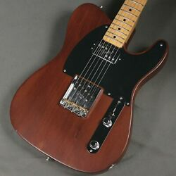 Fender Limited Edition American Vintage Hot Rod 50s Tele Reclaimed Redwood Used