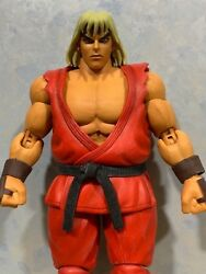 In Stock Ready To Ship Storm Collectibles Street Fighter 2 Violent Ken