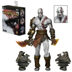 7 Neca God Of War 3 Ultimate Kratos Action Figure Game Collection With Box
