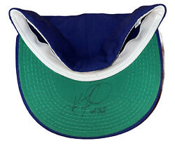 New Vintage New Era Diamond Chicago Cubs Kevin Foster Autograph Pro Model Hat