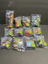 Burger King Kids Club 1998 The Rugrats Movie Toys Complete Set Of 12 New In Pack