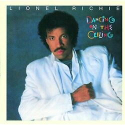 Lionel Richie-dancing On The Ceiling-japan Cd Ltd/ed +tracking Number