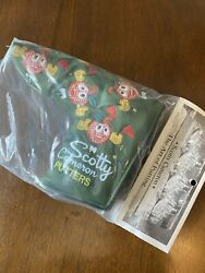 Scotty Cameron 2015 Masters Edition Pins And Peaches Putter Head Cover New