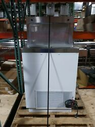 Used Kelvinator Kdc 27 Commercial Ice Cream Dipping Cabinet / Freezer