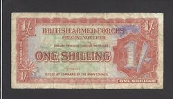 Uk, Great Britain - 1 Shilling 1948 British Armed Forces  @ No Watermark @