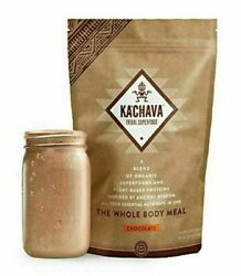 Kaand039chava Tribal Superfood - The Whole Body Meal Replacement Shake - Chocolate