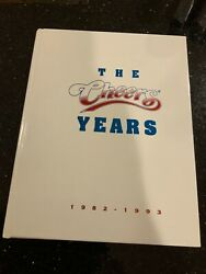 Rare Unique Cheers - Yearbook Produced For Cast/crew Only 1993 Ted Danson