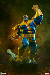 Sideshow Thanos Classic Version Statue Mint New In Box