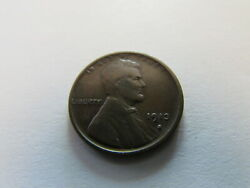 1913 S Lincoln Wheat Cent Copper Penny San Francisco Mint 1c Coin Better Date