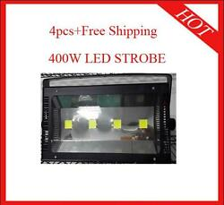 400w Led Strobe Stage Effect Disco Flash Party Light 4pcs Free Shipping