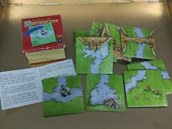 Carcassonne The River Ii 2 Old Mini Expansion Rare Dutch