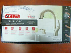 Delta 19790z-spsd-dst Shiloh Single-handle Pull-out Sprayer Kitchen Faucet