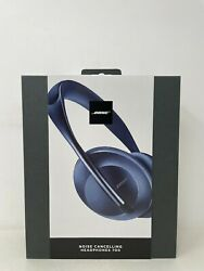 Bose - Wireless Noise Cancelling Over-the-ear Headphones 700 - Triple Midnight