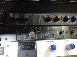 Valley People Kepex Ii Noise Gate And Dsp Desser And Pr2 Rack