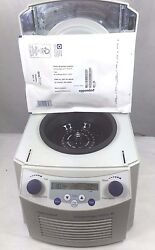 Eppendorf 5415r Refrigerated Centrifuge W/ Rotor And New Lid 1 Year Warranty