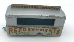 Scarce Vintage Matchbox/ Lesney Mobile Canteen 74 Free Shipping