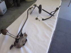 Mopar 1970 Challenger Barracuda Auto Transmission Shifter With Linkage