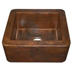 Native Trails Cabana Bar And Prep Sink With Antique Copper Finish Cps213