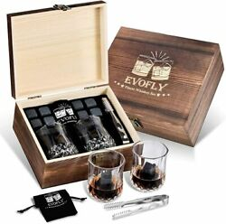Fathers Day Gifts Whiskey Stones Set Unique Birthday Gifts Ideas For Men/husband